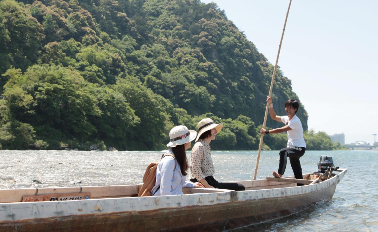 長良川めぐるツアーズ トップメインイメージ